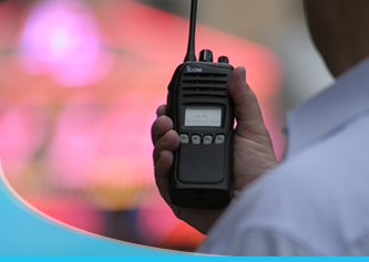 two way radio hire from Sussex Communications