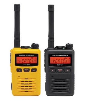 EVX S24D Digital hand portable radio