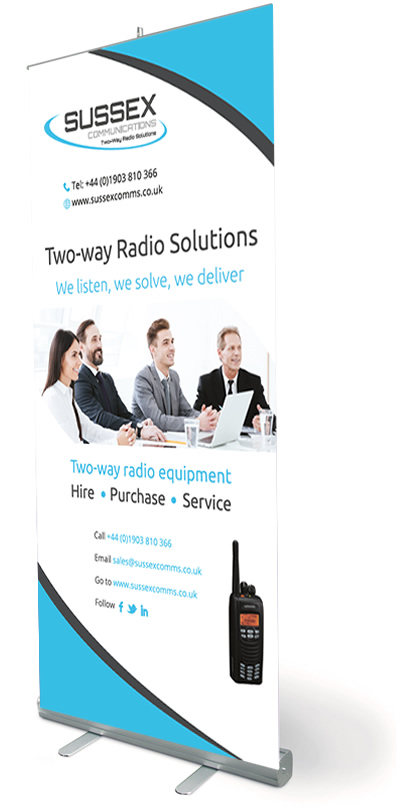 Two Way Radio-Solutions