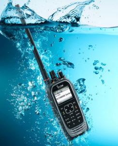 Two Way Radio Waterproof